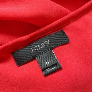 J. Crew Tops - J Crew Drapey Keyhole Tank Top